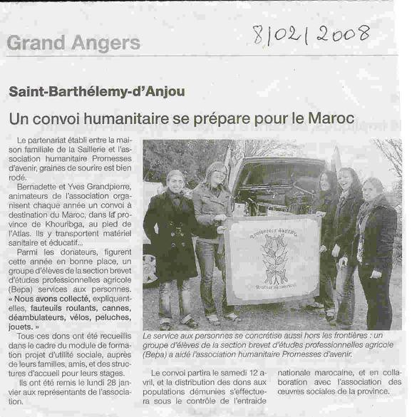 article 08 février 2008