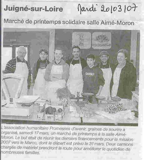 article 20 mars 2007