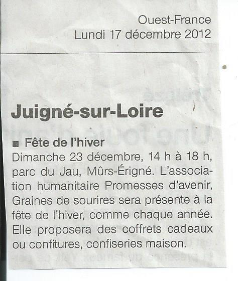 article decembre 2012