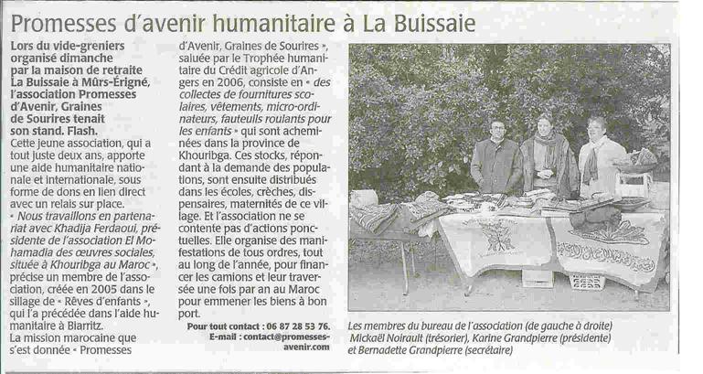presse_buissaie mai 2007